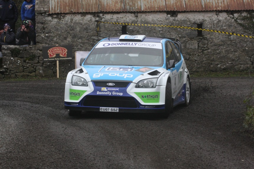 Donal Kelly & Kevin Flanagan - Stage 3