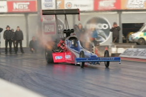 Dublin's Gabby McDonald races 800bhp Top Fuel Dragsters- read about her exploits on Motorsport.ie