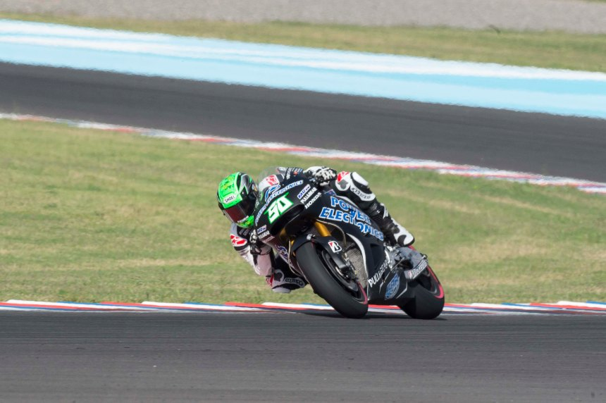 2015 Aspar Team 03 Argentina GP