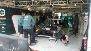 Murphy Garage Silverstone