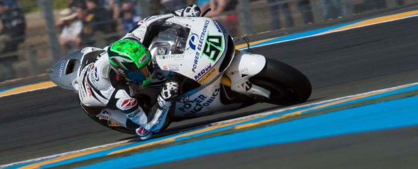 2015 Aspar Team during the race 05 GP of France in Bugatti Circuit in Le Mans (France) during the 2015 Season of World Motorcycle Championship 2015 © 2015 mirco lazzari mircolazzari@yahoo.it