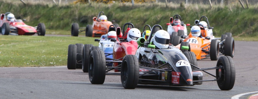 Formula Fords Kirkistown