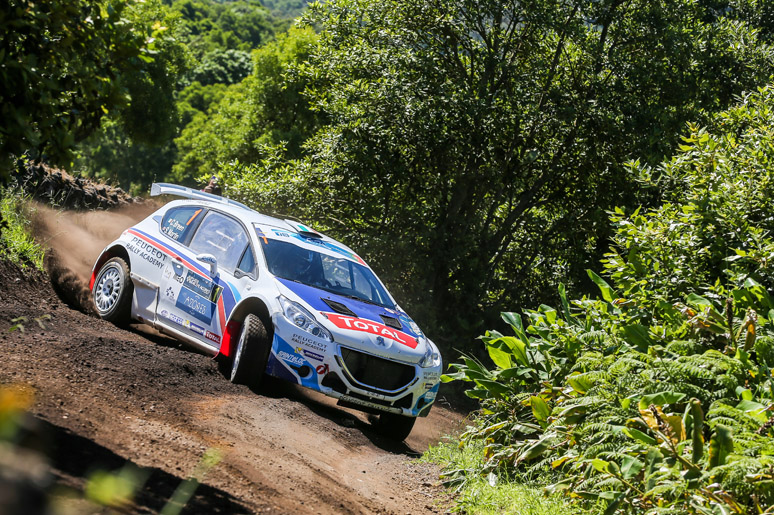 BREEN  Martin ERC Azores 2015 Action SMALL