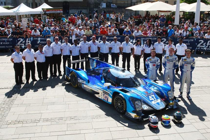 KCMG Le Mans