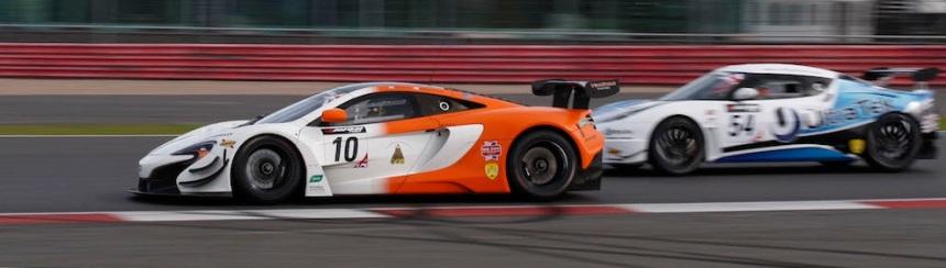 Ross Wylie / Andrew Watson Von Ryan Racing McLaren 650S