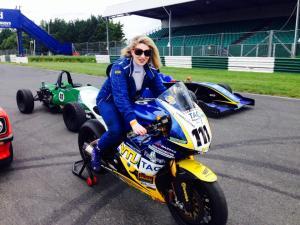 Aimee Superbike