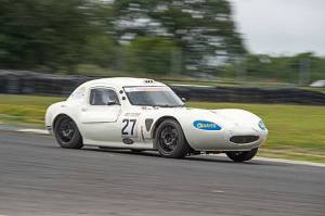 Two wins and a new lap record for young James Roe in Ginetta Junior Ireland