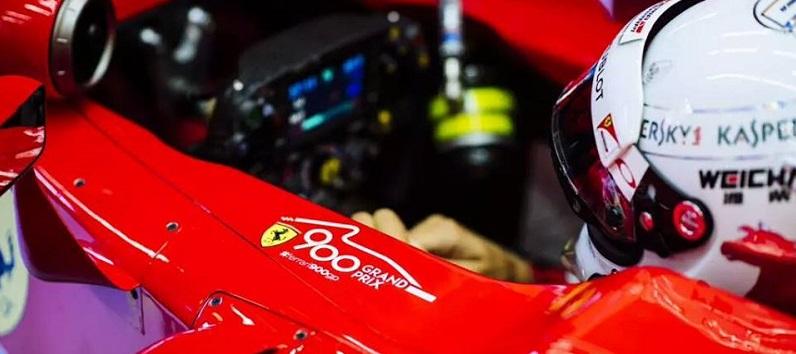 Ferrari 900 Spa