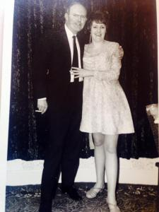 Brian and his beloved Mary. They married in 1969 and established Auto Ireland the same year.