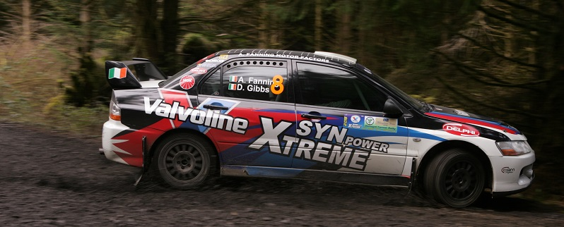 The Valvoline Irish Forest Rally Championship Gets Underway Again This Weekend in Cork- pic by Lorcan Barron