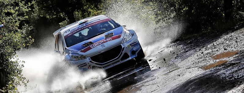FIA WORLD RALLY CHAMPIONSHIP 2015 -WRC Tour de Corse (FRA) -  WRC 01/10/2015 to 04/10/2015 - PHOTO :  @World