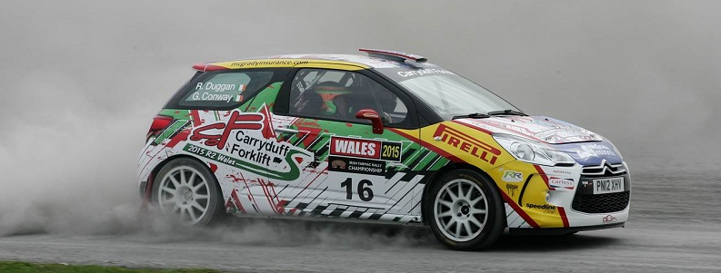 CFR2 Wales winners Rob Duggan & Ger Conway