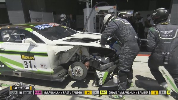 Bentley 31 garage