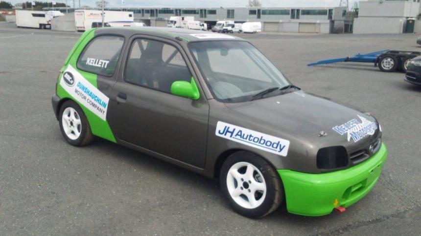 kELLETT CAR
