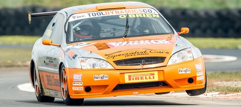 ANDY O'BREIEN IN THE SUPERCAR CLASS WINNIN in Bishopscourt© Michael Chester  ~ info@chester.ie MOB  ~ 087 8072295