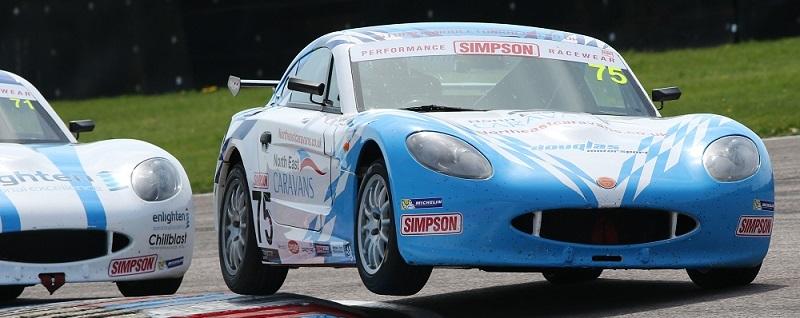 Stuart Middleton (GBR) Douglas Motorsport Ginetta Junior.