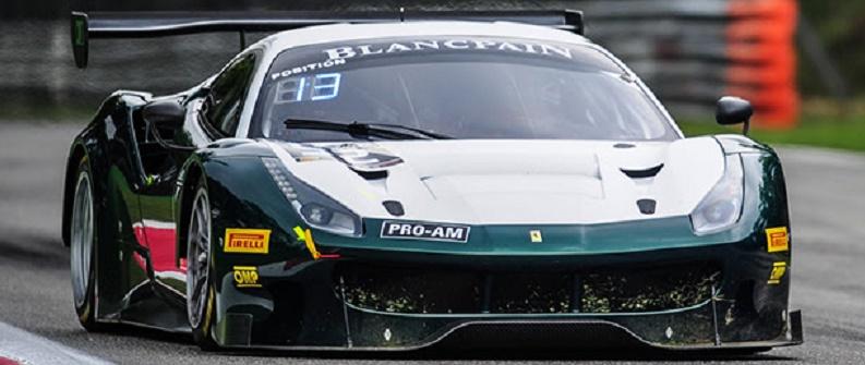 #52 AF CORSE (ITA) FERRARI 458 ITALIA GT3 DUNCAN CAMERON (GBR) MATT GRIFFIN (IRL)