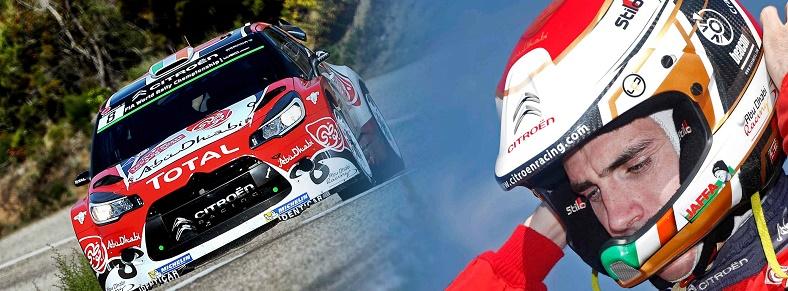 FIA WORLD RALLY CHAMPIONSHIP 2016 -WRC Tour de Corse (FRA) -  WRC 28/09/2016 to 02/10/2016 - PHOTO :  @World
