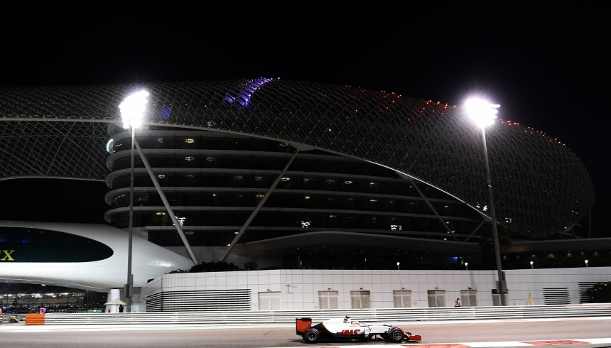 GP ABU DHABI F1/2016