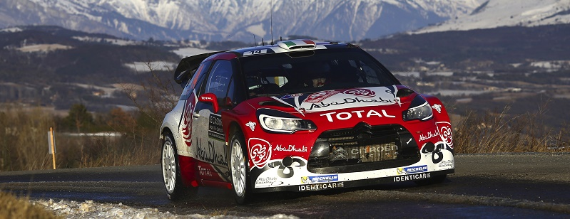 FIA WORLD RALLY CHAMPIONSHIP 2017 -WRC Monte Carlo (FRA) -  WRC 18/01/2017 to 22/01/2017 - PHOTO : @World