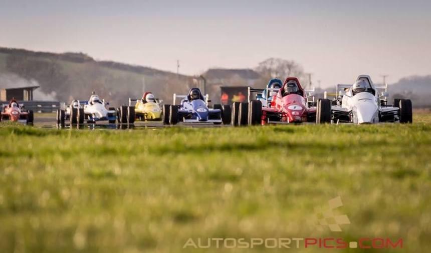 K1 Race Start